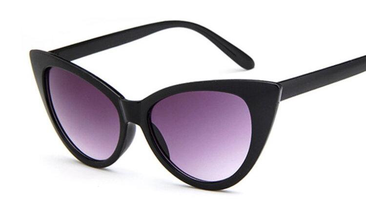 Vintage Brand Designer Sun Glasses Sexy UV400 Female
