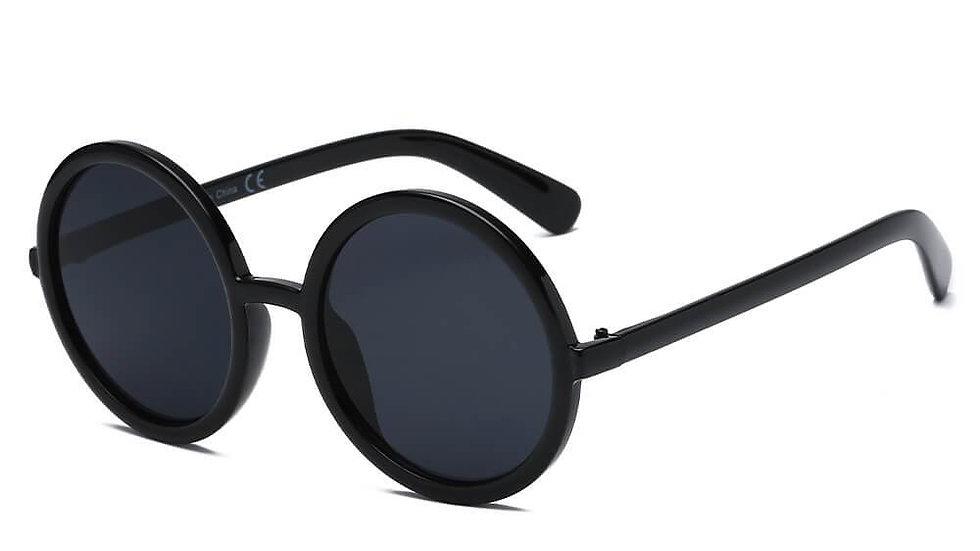 INDIANA   S1074 - Women Round Oversize Sunglasses