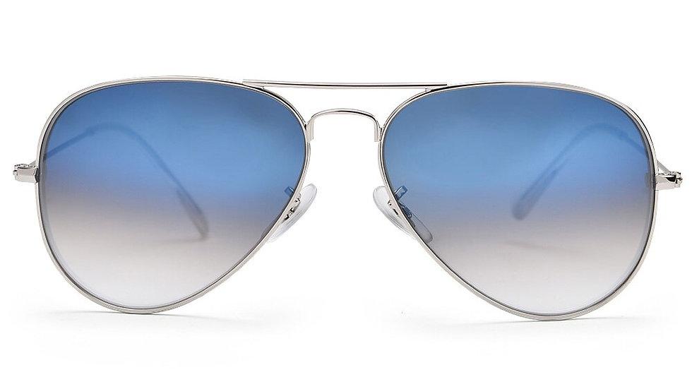 Sun Glasses Mirror Brown Gradient