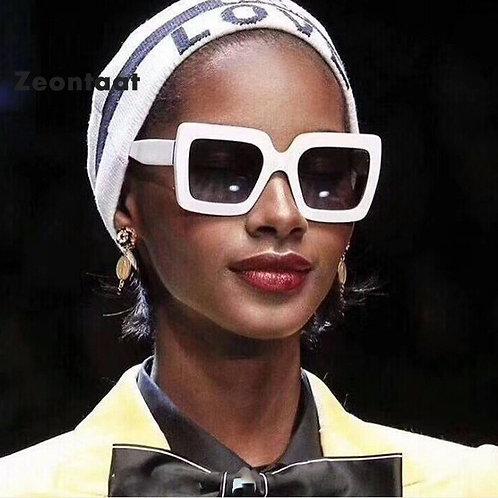 Oversized Sunglasses Women UV400 Glasses for Female