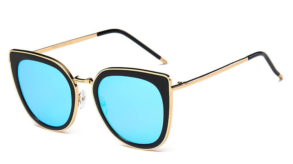CADOTT | S2002 - Classic Retro Vintage Cat Eye Sunglasses for Women