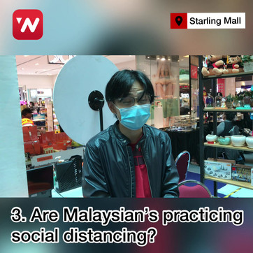 What do Malaysians think of the possibility of a second MCO?