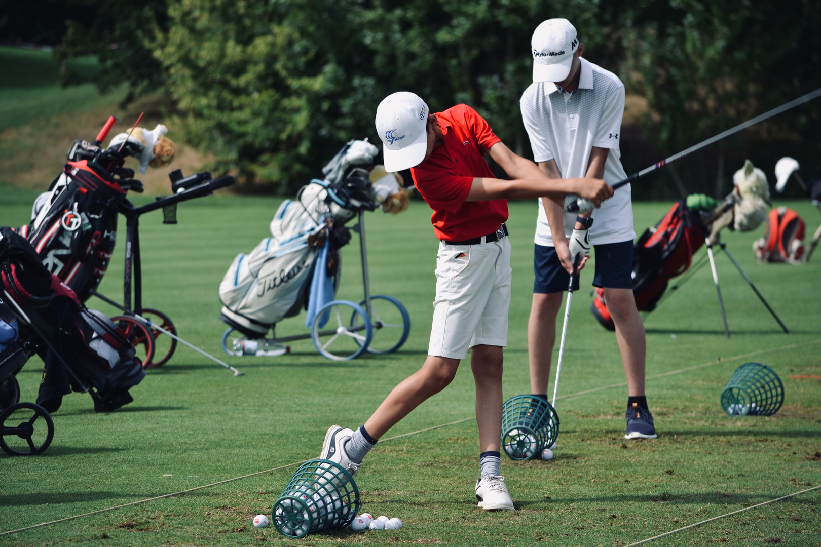 Golf Jugend Monrepos