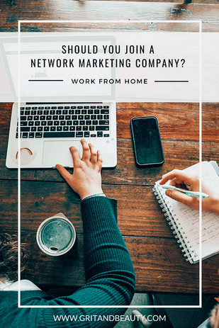 should you joing a marketing company 2.j