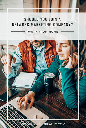should you join a network marketing comp