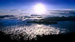 筆影山(標高311m)