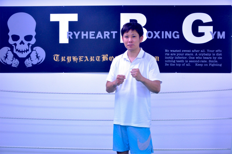 TRY HEART BOXING GYM 会長 廣田 裕