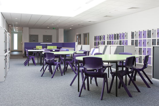 Common Room, Staff and Breakout Areas.JP
