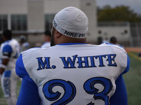 Leader of the Pack, Week 3: Matt White