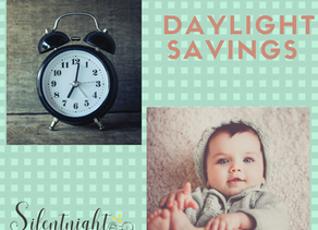 Daylight Savings - how to help your baby adjust