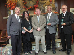 awardees with dr may