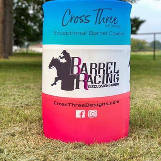 Cross Three Designs | Barrel Covers