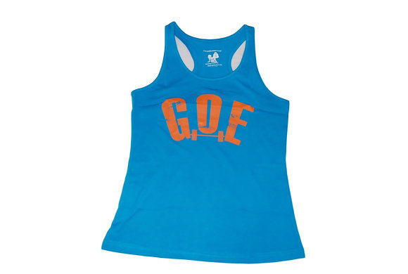 THE FIRST LADY'S TANKTOP- TEAL