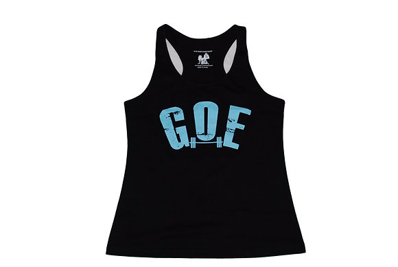 FIRST LADY'S TANKTOP- BLACK