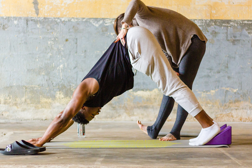 Work with a professional yoga teacher for the best private yoga lessons