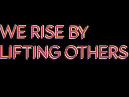 We Rise by Lifting Others - Conversation between Marinella Senatore  and Matteo Lucchetti