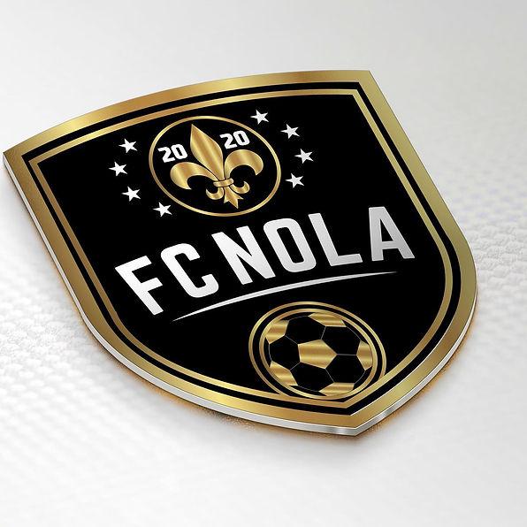 FC Nola's official logo