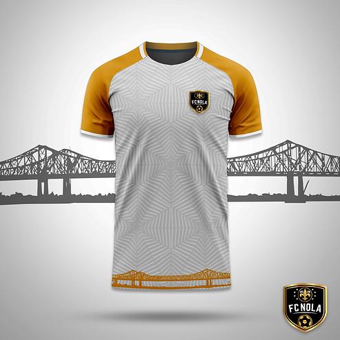 FC Nola away jersey