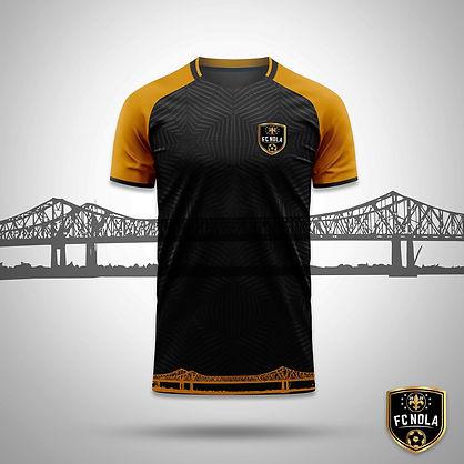 FC Nola home jersey