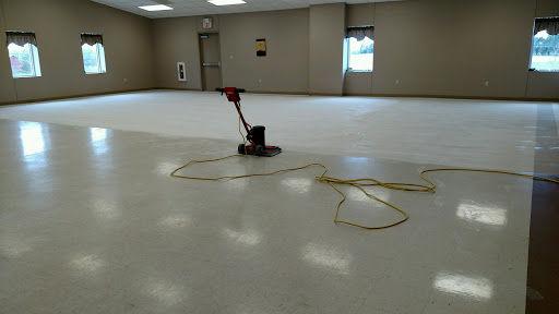 Stripping & Waxing Floors   NOLA