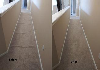 re-stretching-hall-carpet photo finish.j