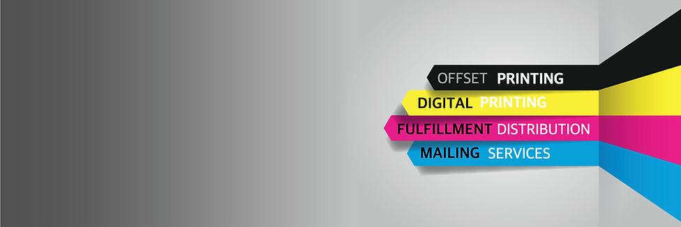 Offset Pringing, Digital printing