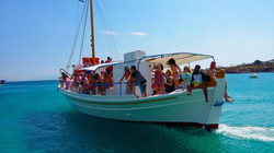 Traditional Boat Tours Mykonos