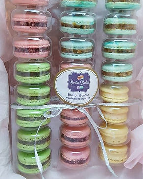 Best Boston Macaron Corporate Gifts