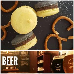 Macaron Beer Pairing