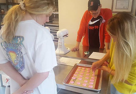 Macaron Making Class in Southshore Cohasset
