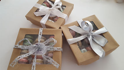 Macaron Corporate Gifts Boston