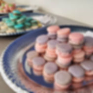 Our OH-La-LA Macaron platter is great fo