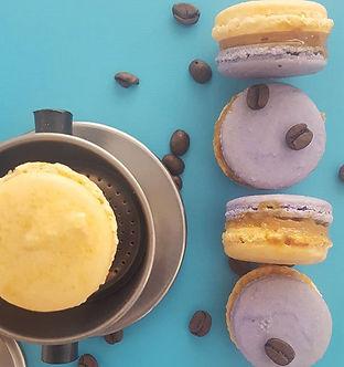 Macaron Tea Pairing