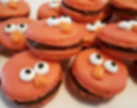 Custom Character Macaron
