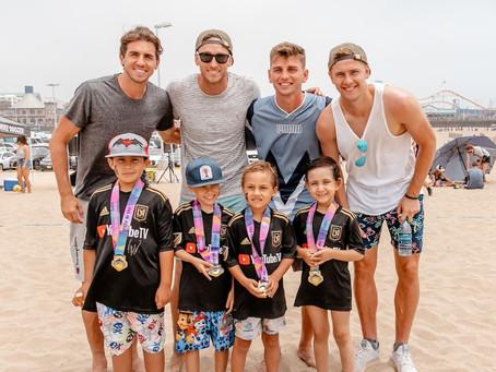 2nd Annual Tyler Miller Beach Soccer Tournament Fundraiser