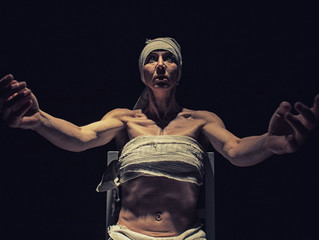 Francesca Garrone al Moving Bodies Festival