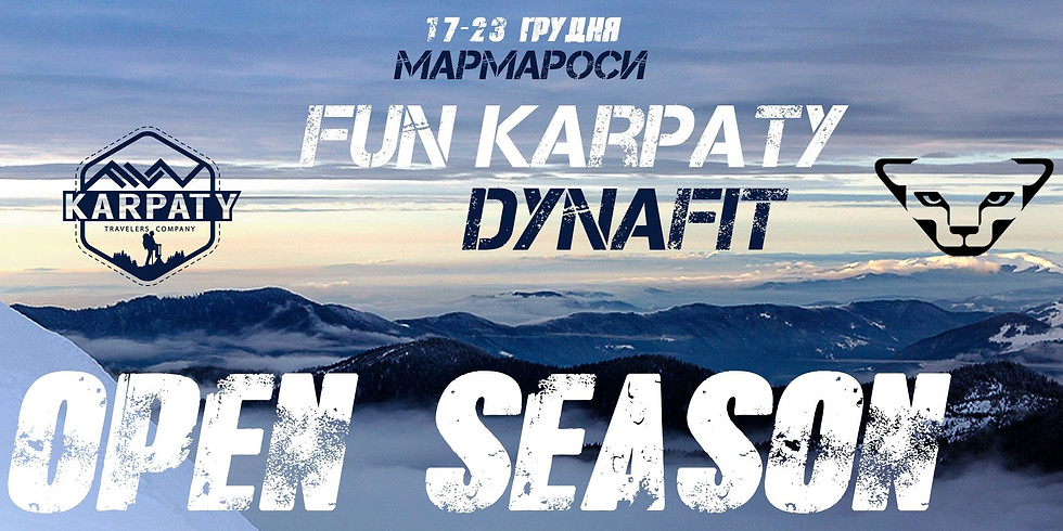 Fun Karpaty Dynafit Open Season