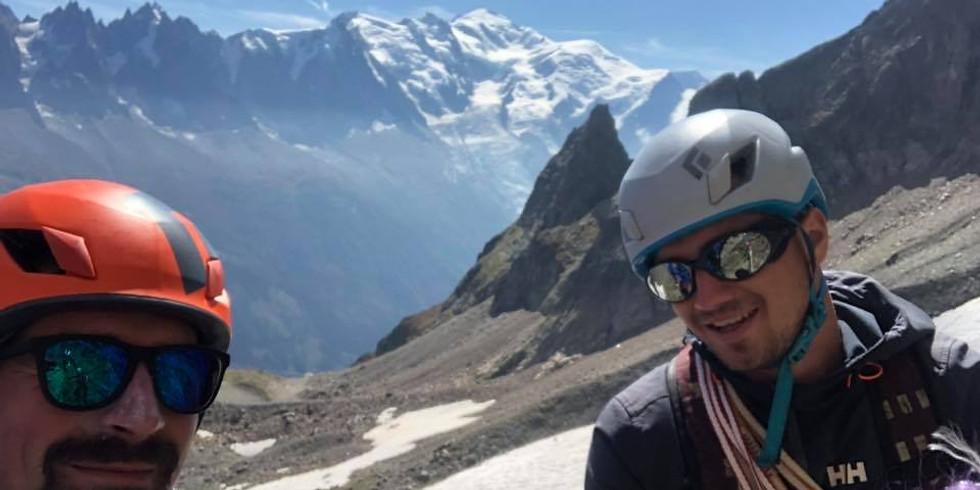 Італійські сходження: Мармолада та Монблан.