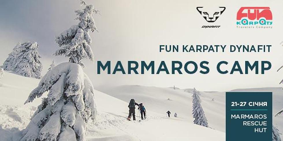 Fun Karpaty Dynafit Marmaros Camp