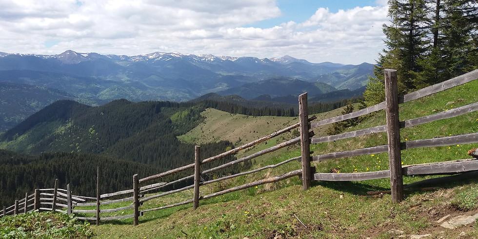 Експедиція Гринявськими горами + сплав по Чорному Черемоші