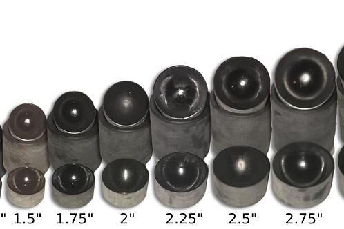 BLACK RESIN MOULDS