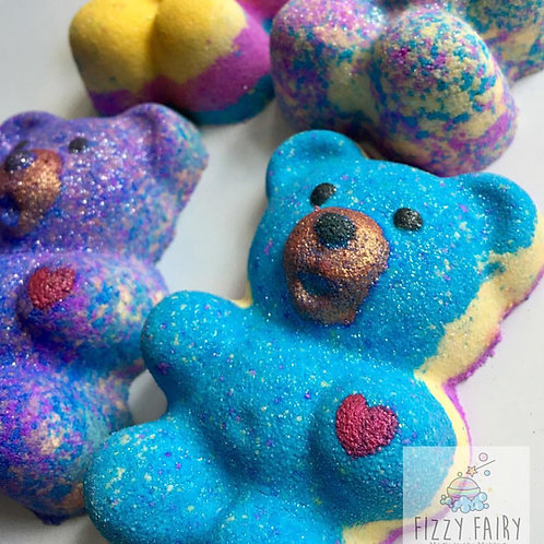 Rainbow Teddies