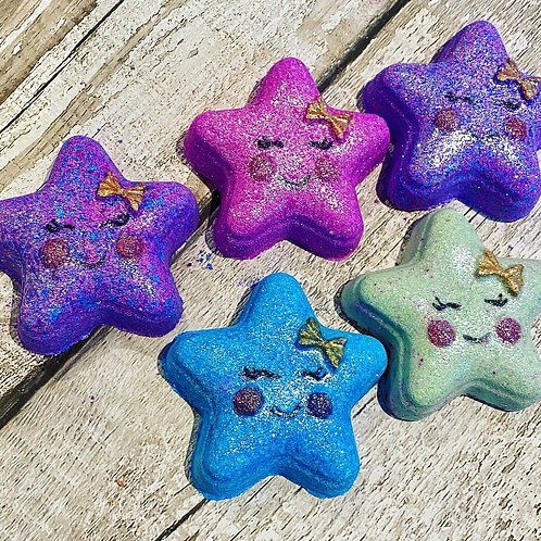 BULK BUY FIVE  Twinkle Little Kawaii Star