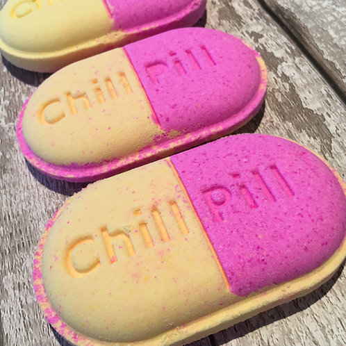 CHILL PILL MOULD
