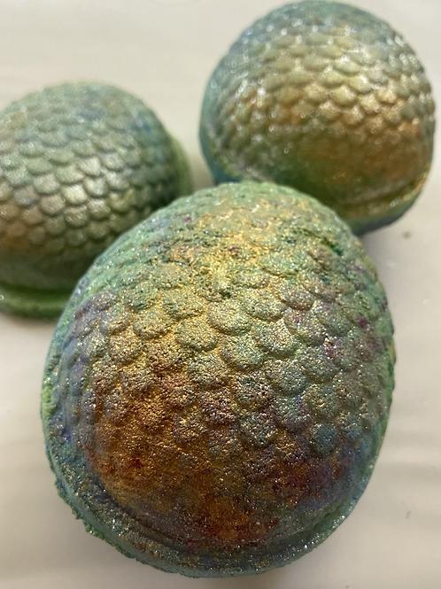 Giant Dragons Eggs