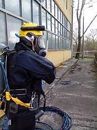 Prace nurkowe na terenia elektrocepłowni we Wrocławiu