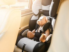 Everything you auto know about child restraints