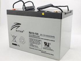 Ritar Battery RA12-100SD
