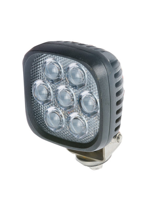 7 LED Work Light - Square