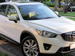 2014-15 Mazda CX-5 recalled - Daytime running lights